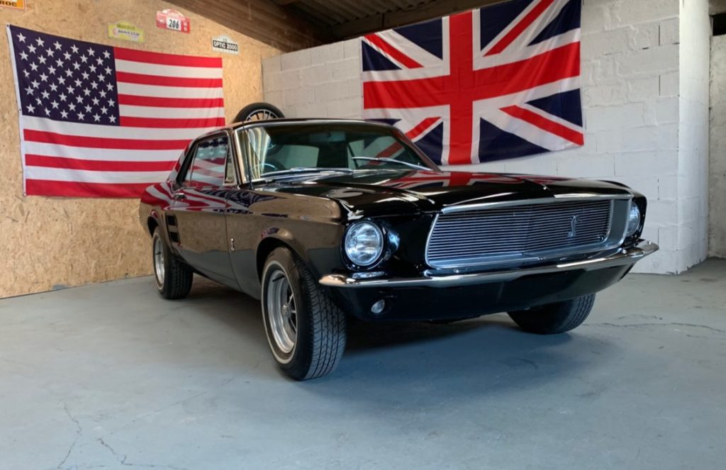Ford Mustang 1967 Coupé