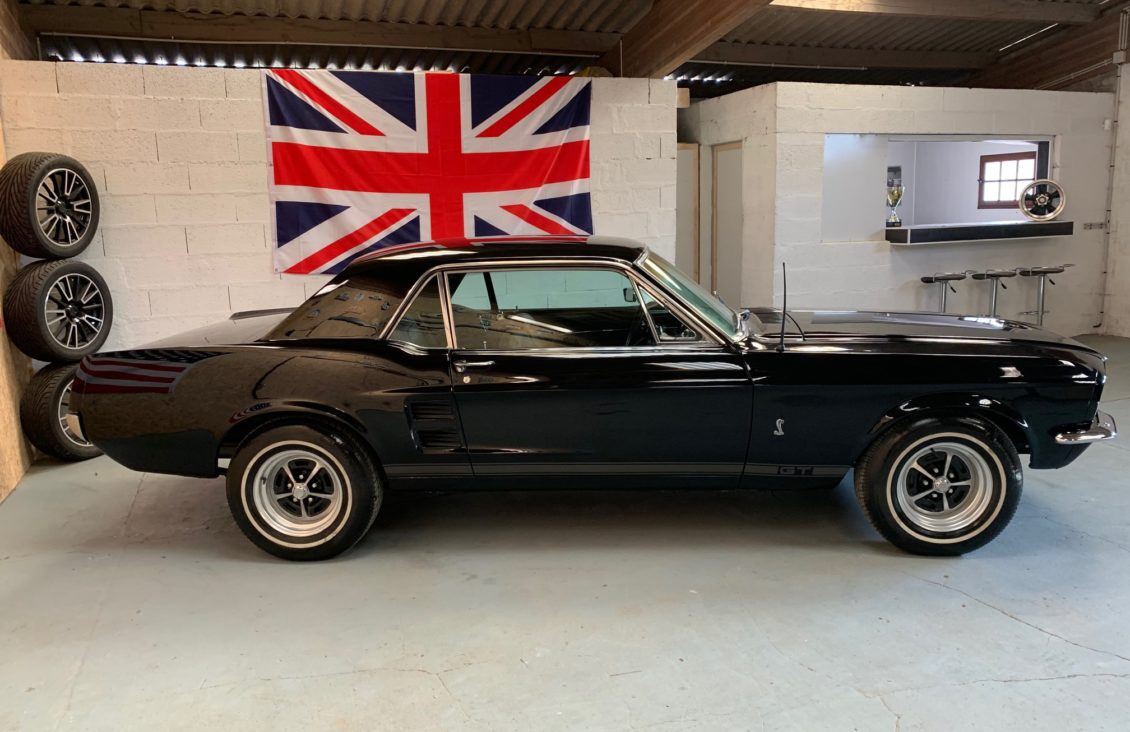 FORD MUSTANG COUPÉ 1967