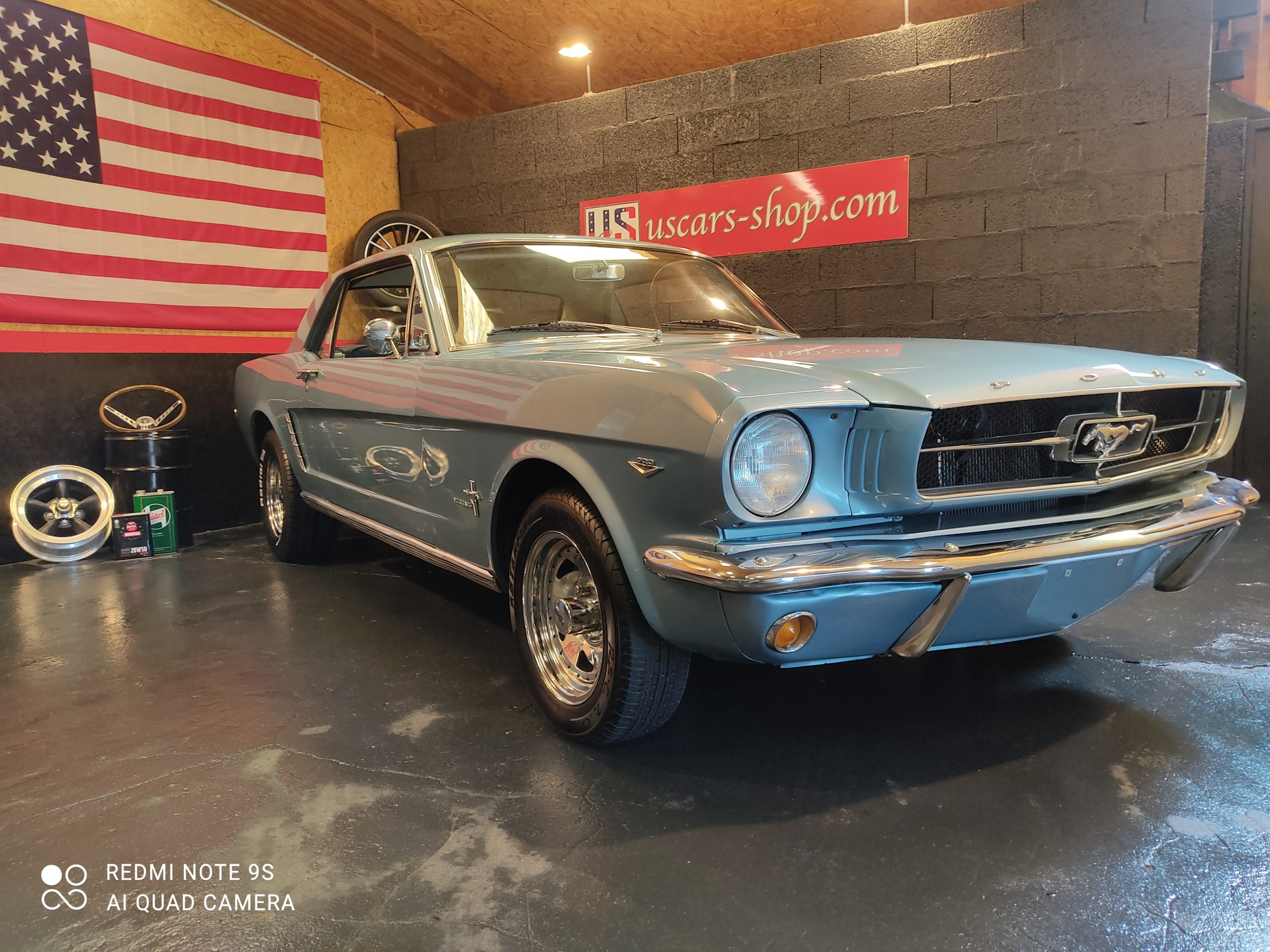 Ford Mustang Coupe 1965